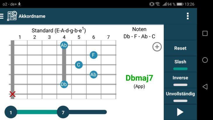 Die besten Apps rund um die Gitarre Smart Chord