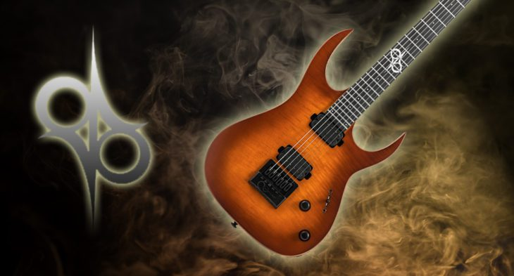 SOLAR Guitars S1.6 Limited Edition titel