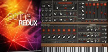 Top News: Sonivox Solina Redux, ARP Solina Plug-in