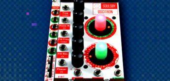 Test: Soulsby Oscitron, 8 Bit Eurorack Oszillator
