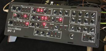 Superbooth 18: Soundforce SFC-5, SFC-Mini V2, SFC-60 V2, Controller