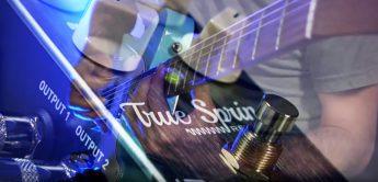 Top News: Source Audio True Spring Reverb, Gitarren Hallpedal