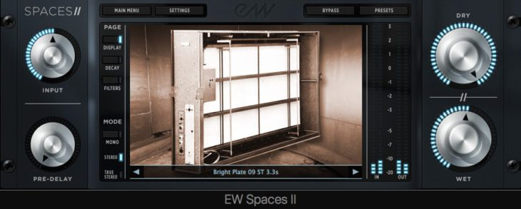 EastWest Spaces II
