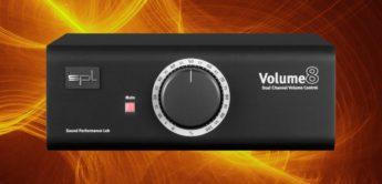 Test: SPL Volume 2, Volume 8, Monitorcontroller