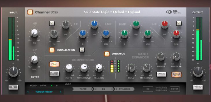 SSL Native V6 Complete Bundle