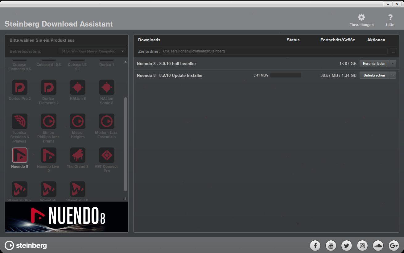 Test: Steinberg Nuendo 8 3, Digital Audio Workstation