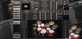 Top News: Steven Slate Drums SSD5, Drum Software