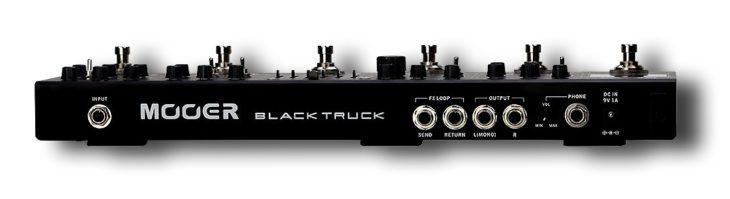 Mooer Black Truck front