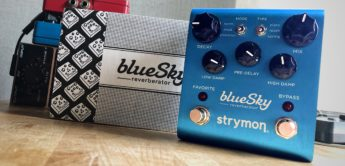 Test: Strymon blueSky, Reverb-Pedal