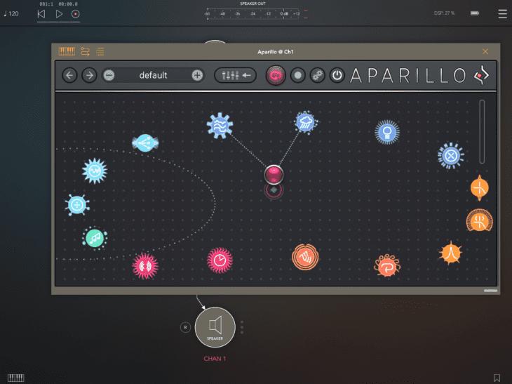 Sugar Bytes Aparillo iOS AUv3