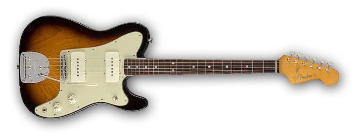 Fender Limited Edition Jazz-Tele Sunburst
