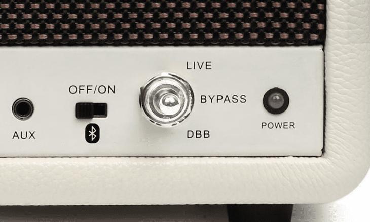 Mooer Silvereye Switch