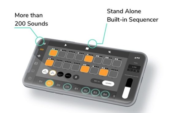 Audioweld Synthwatch App