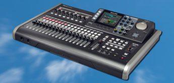 Test: Tascam DP-24 SD, DP-32 SD, Portastudios