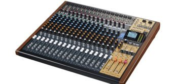 Top News: Tascam Model 24, Mischpult und Recorder
