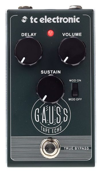 TC Electronic Gauss Tape Echo - Front