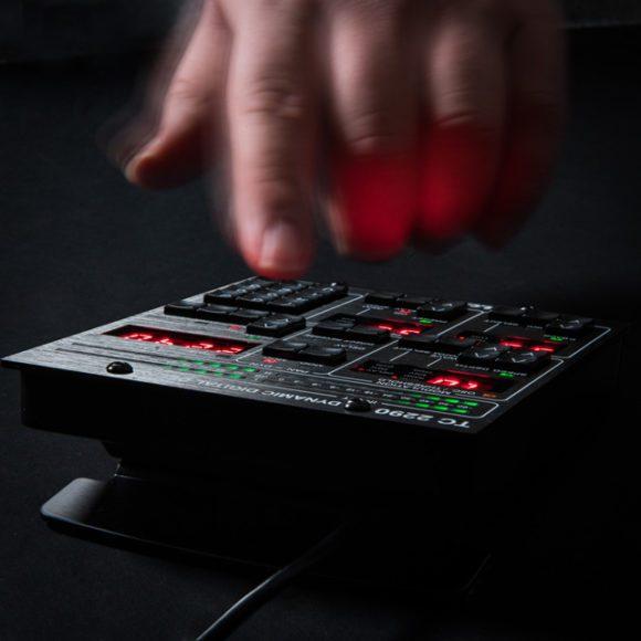 tc electronic tc2290 dt