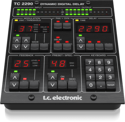 tc electronic tc2290 dt