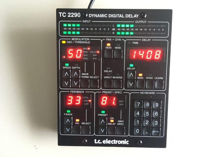 TC2290-DT Kontroller