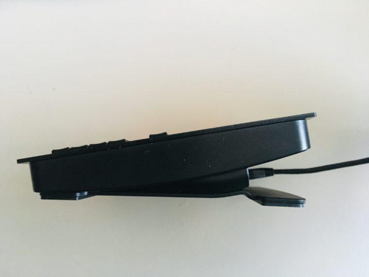 TC2290-DT Seitenansicht