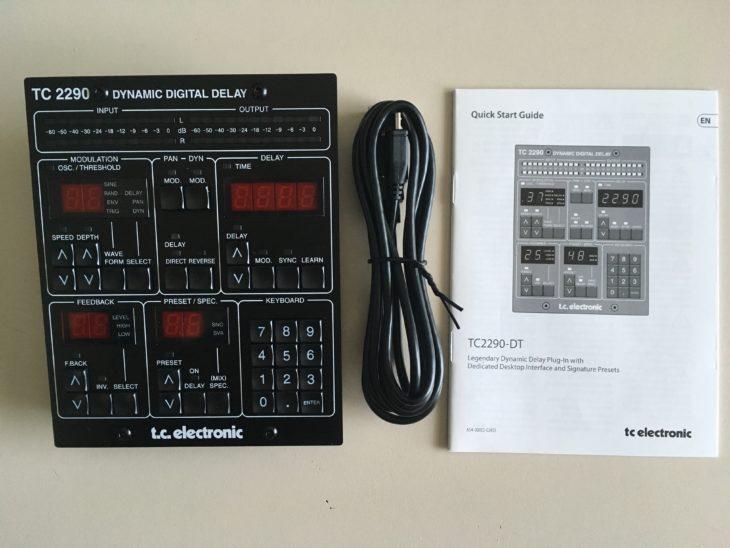 TC2290-DT Unboxing