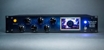 Test: Tegeler Audio Manufaktur Raumzeitmaschine, Röhren-Hallgerät