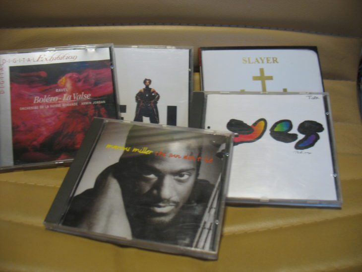 -- Test CDs --