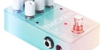 Test: Malekko Thicken, Effektpedal