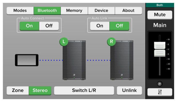 Thump 15BST App Bluetooth