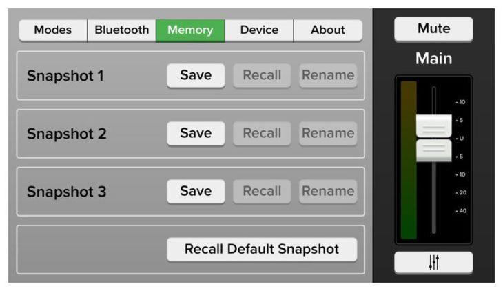 Thump 15BST App Bluetooth Recall