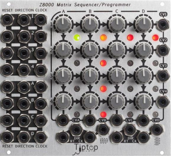 Tiptop Audio Z8000 mk1