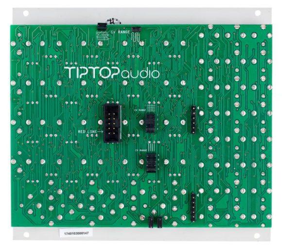 Tiptop Audio Z8000 Rückseite