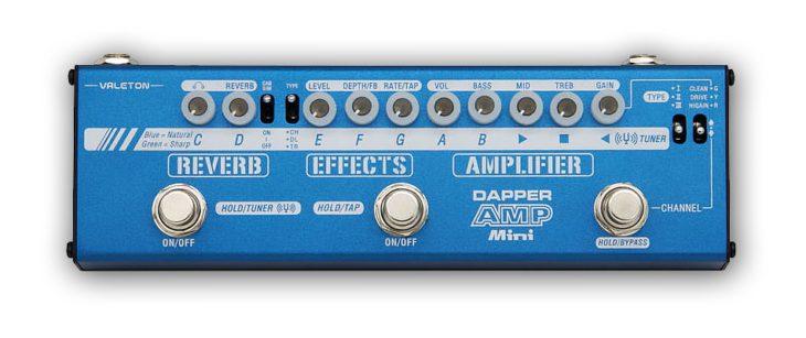 Valeton Dapper Amp Mini top