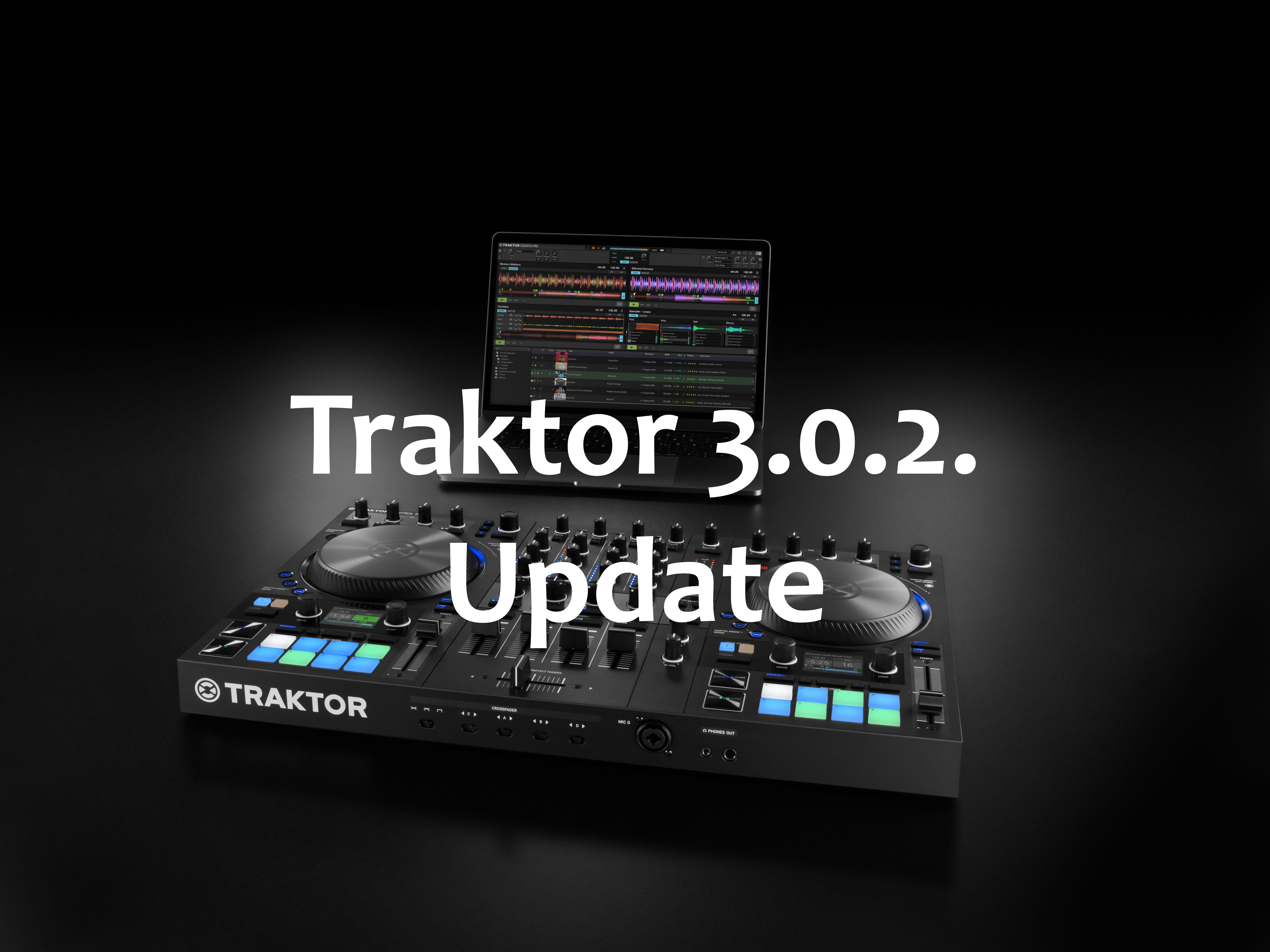 traktor pro s4 download