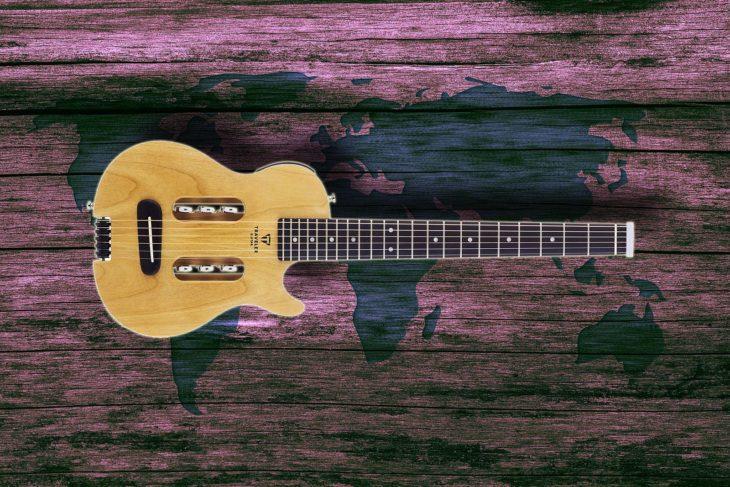 Traveler Guitar Escape MK-III Steel
