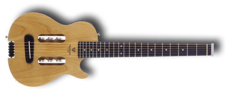 Traveler Guitar Escape MK-III Steel Front