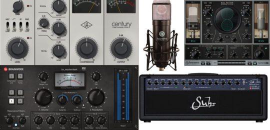 Universal Audio 9.6