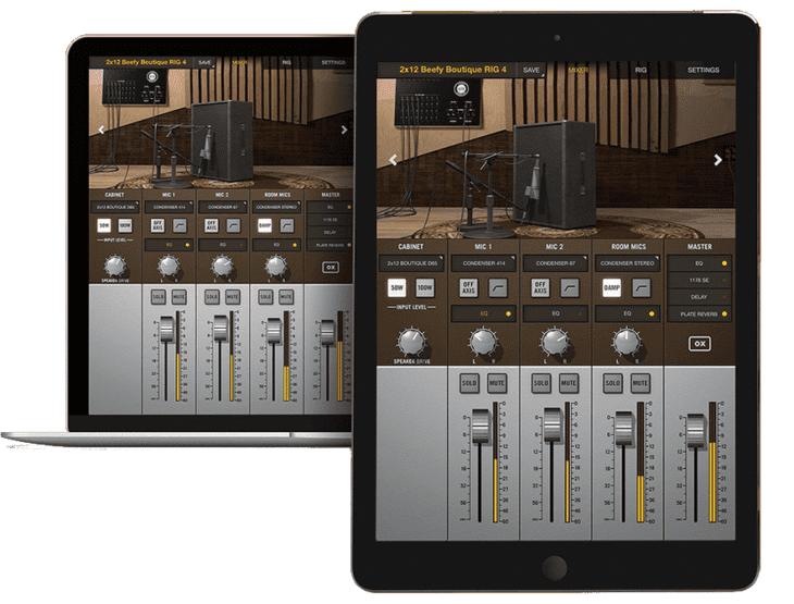 Universal Audio OX Amp Top Box-App