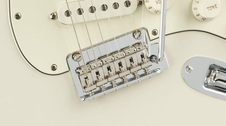 Fender Player Series Strat vibrato