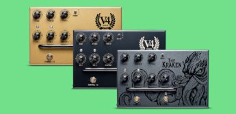 Top News: Victory V4 Pedal Preamps, Gitarrenpreamps
