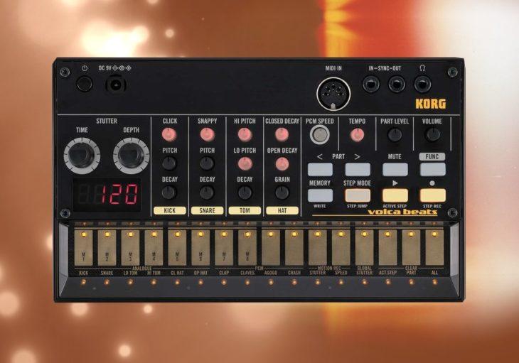 Die besten Korg Volca Synthesizer, Sampler und Drumcomputer
