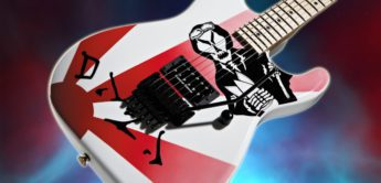 Test: Charvel Warren DeMartini USA Signature, E-Gitarre