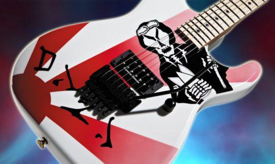 Test: Charvel Warren DeMartini USA Signature, E-Gitarre