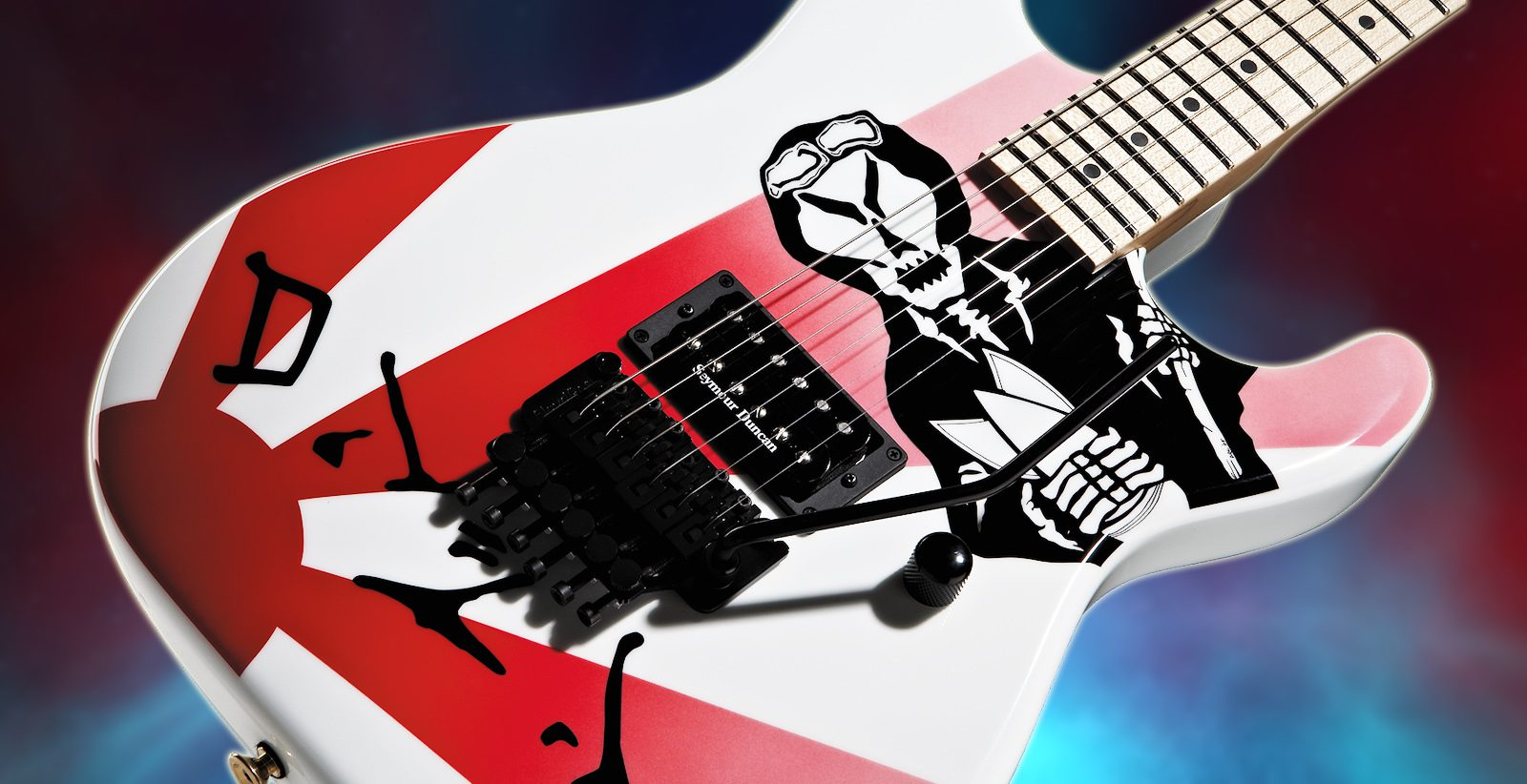 Test Charvel Warren Demartini Usa Signature E Gitarre Amazonade