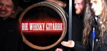 Report: Framus Panthera – die Gitarre aus dem Whisky-Fass