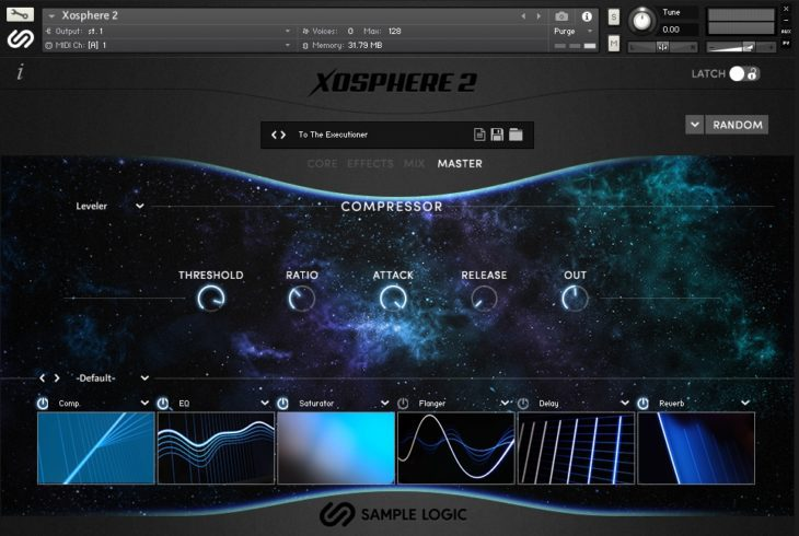 Master - Xosphere 2