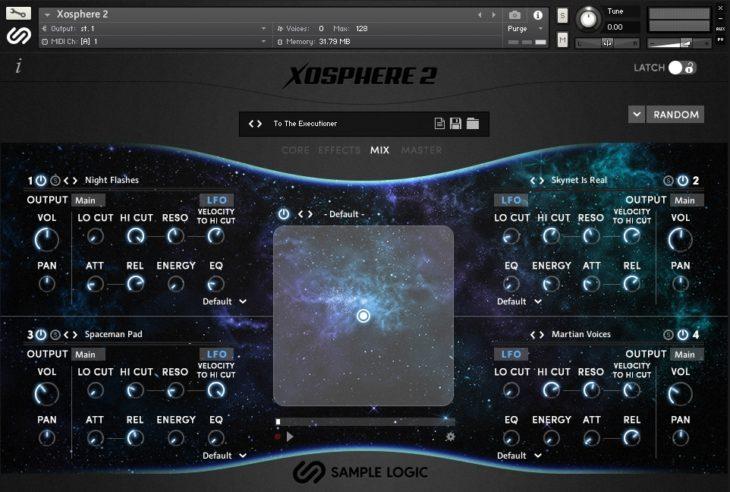 Mixer - Xosphere 2