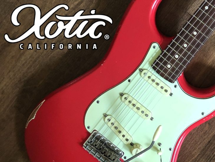Xotic Guitars XSC-1