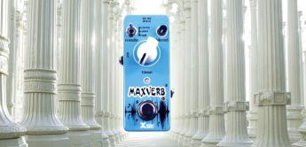 Test: XVive Maxverb, Gitarren Hallpedal