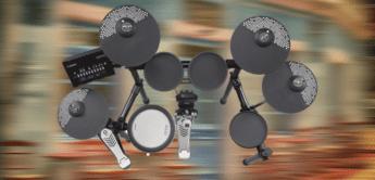 Top News: Yamaha DTX482K, E-Drumset